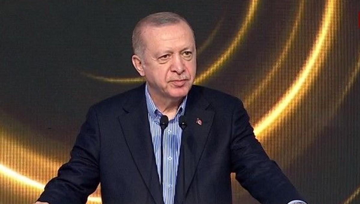 SON DAKİKA:Cumhurbaşkanı Erdoğan Antalya'da