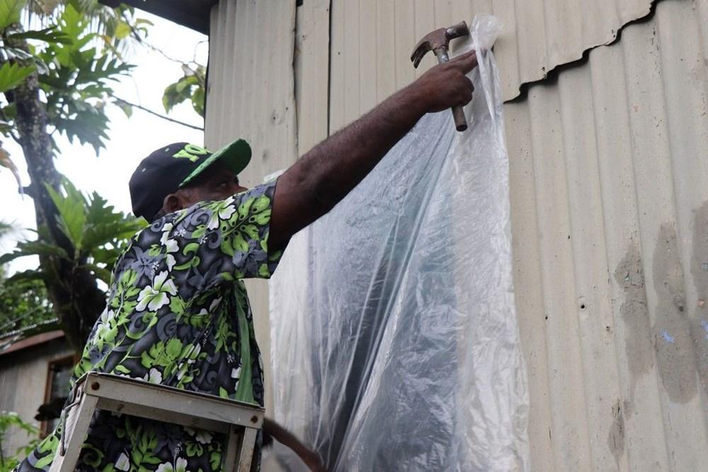 Fiji tufan öncesi doğal afet ilan etti - 6