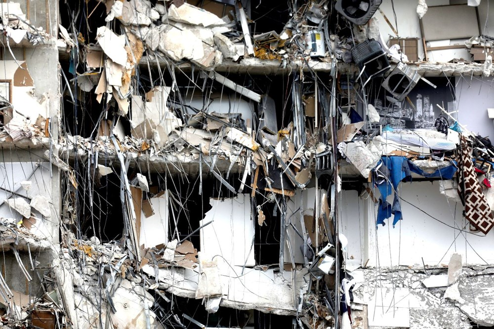 Building collapsed in the USA: Loss of life increased to 4, 159 people missing - 27