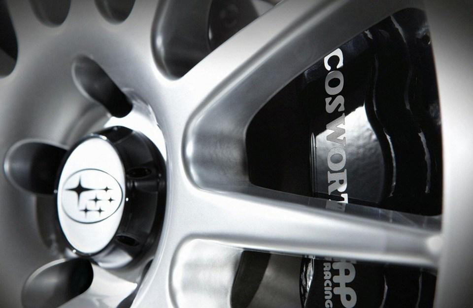 Subaru sadece bu merak uyandıran fotoğrafları yayınladı.