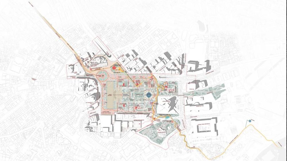 Taksim Meydanı Tasarım Yarışması sonuçlandı (Taksim Meydanı böyle olacak) - 2