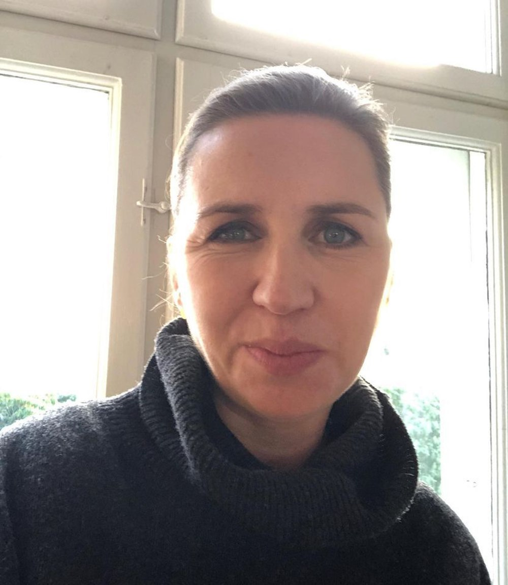 Danimarka Başbakanı'ndan temizlik pozu - 4