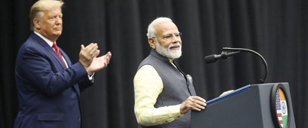 Hindistan Başbakanı Modi: Trump'a hayranım