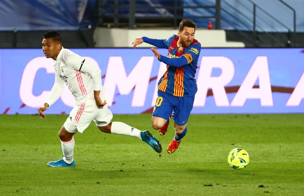 La Liga'da El Clasico'yu kazanan Real Madrid liderliğe yükseldi - 4