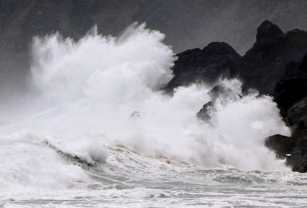 Japonya'da Haişen tayfunu nedeniyle 8 milyonu aşkın kişinin tahliyesi istendi - 5