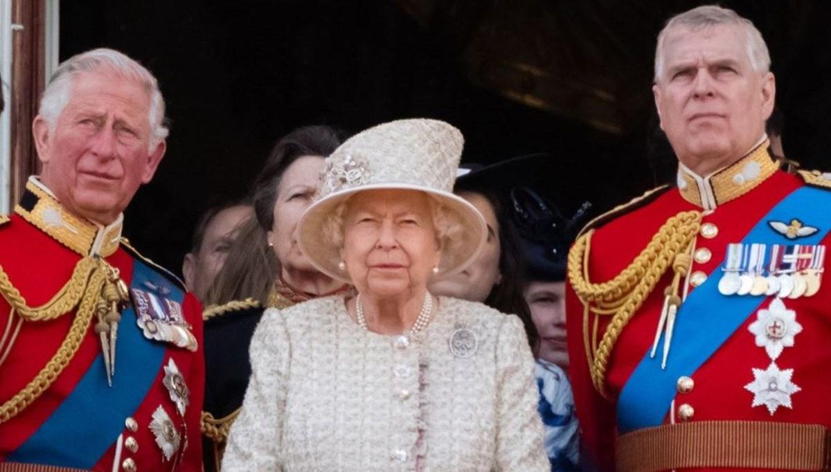 İngiliz ordusu Prens Andrew'i istemiyor