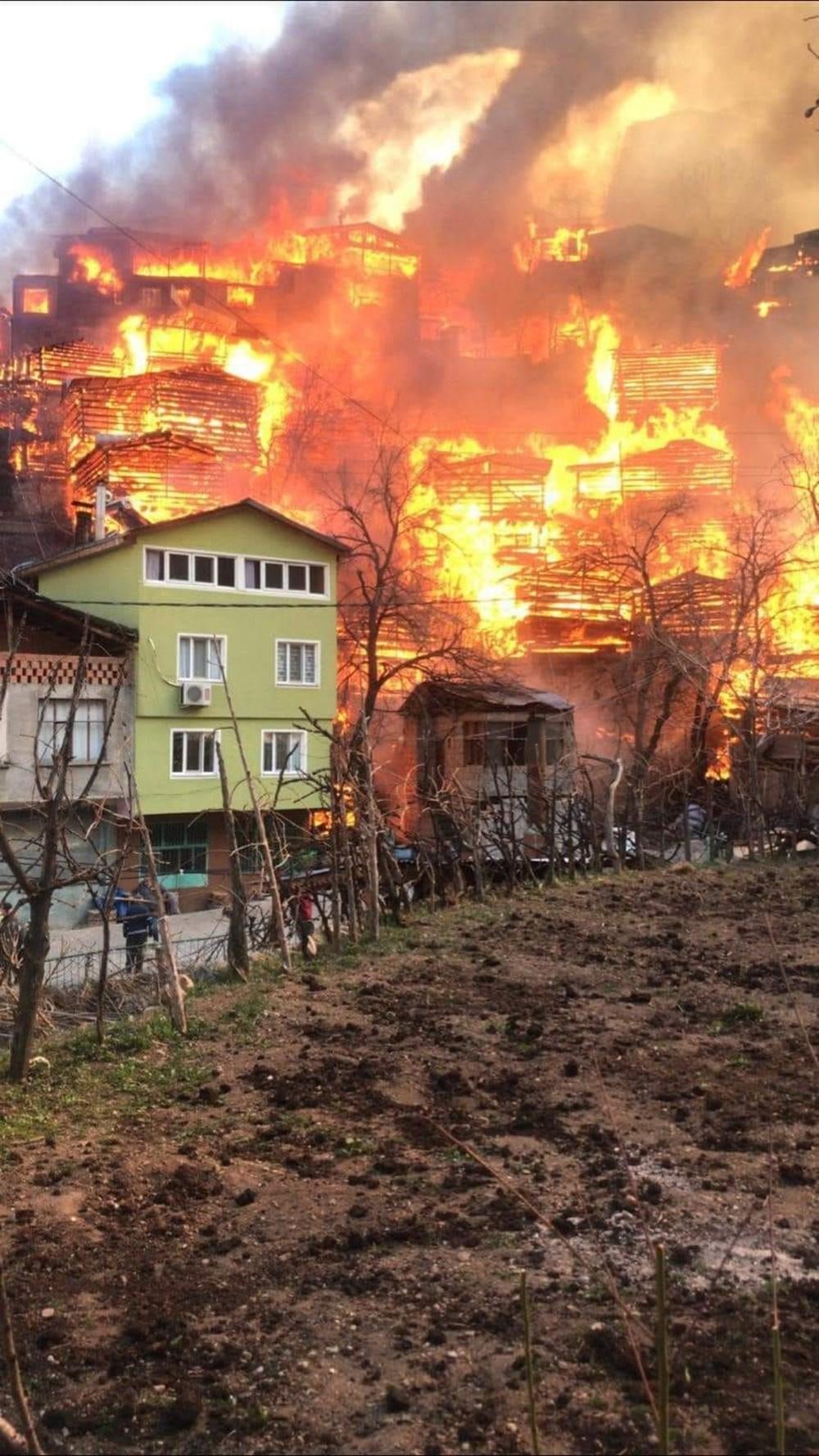 Artvin'deki yangın kontrol altında - 3