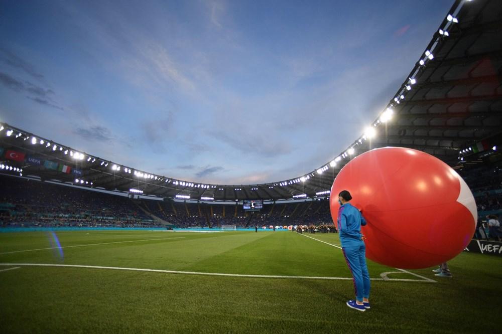 EURO 2020'ye görkemli açılış - 25