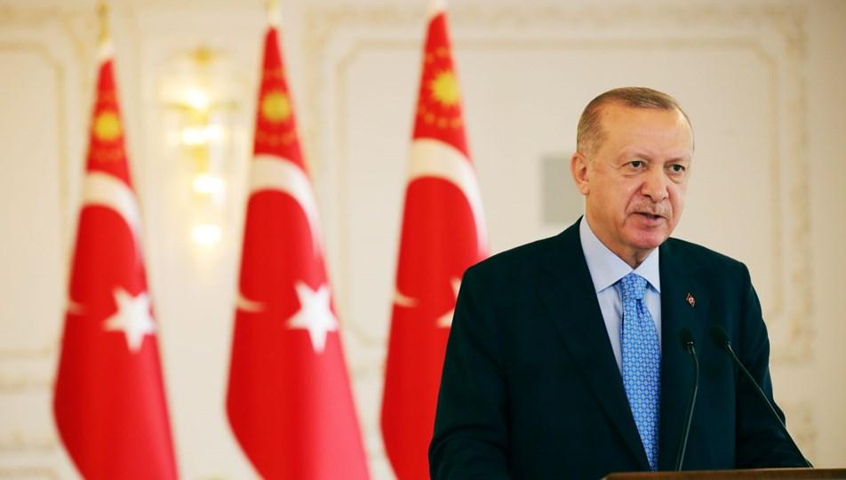 Cumhurbaşkanı Erdoğan'dan yeni yıl mesajı | NTV