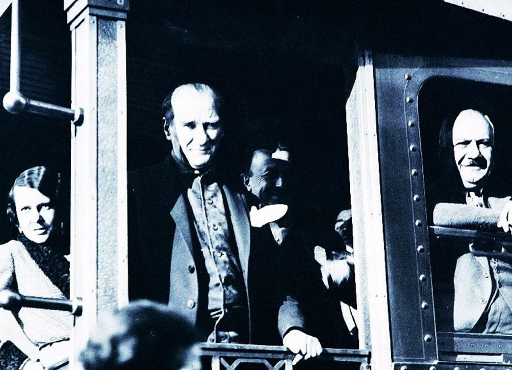Mustafa Kemal Atatürk'ün ebediyete intikalinin 82. yılı (10 Kasım 1938) - 18