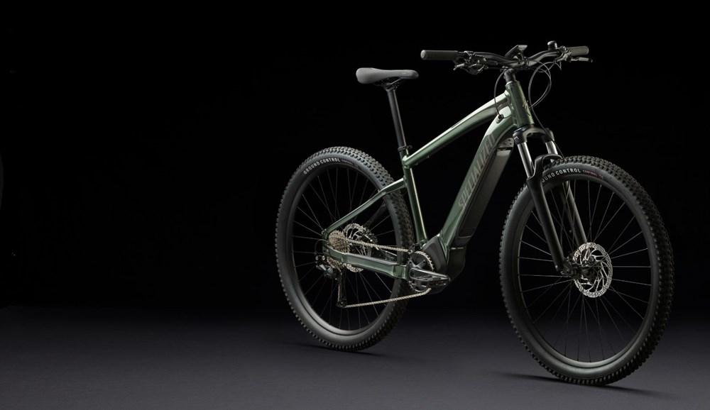 Trafiği radarlarla takip eden elektrikli bisiklet - 8