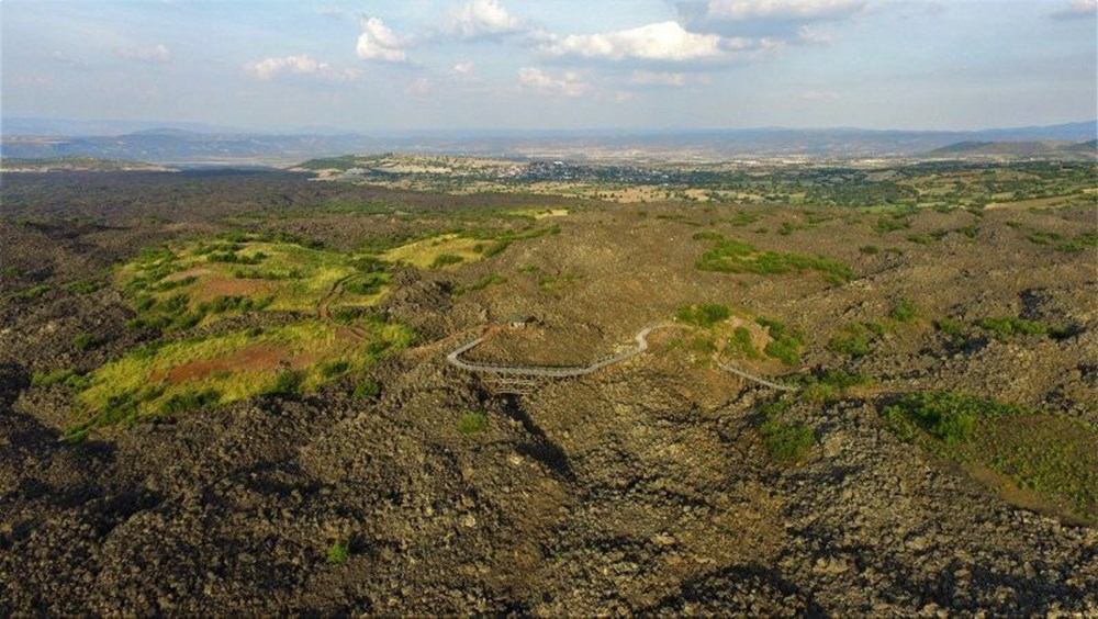 Türkiye'nin jeoparkı geçmişten geleceğe yolculuğa çıkarıyor: Kula-Salihli Jeoparkı - 17