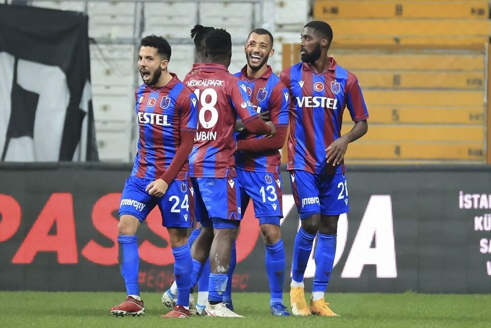 Kritik maçta kazanan Trabzonspor - 9