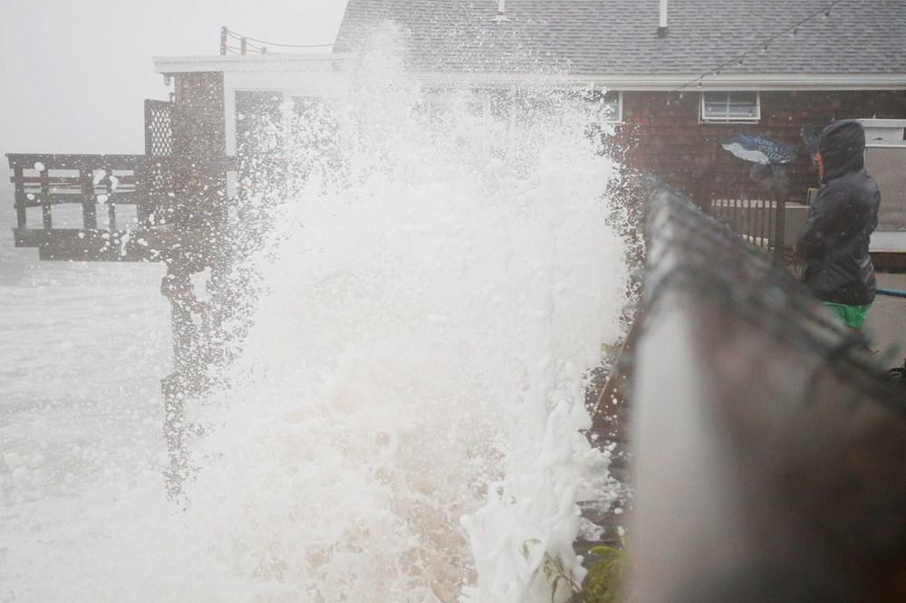 ABD'de Henri Kasırgası etkili oluyor: 140 bin haneye elektrik verilemiyor - 4