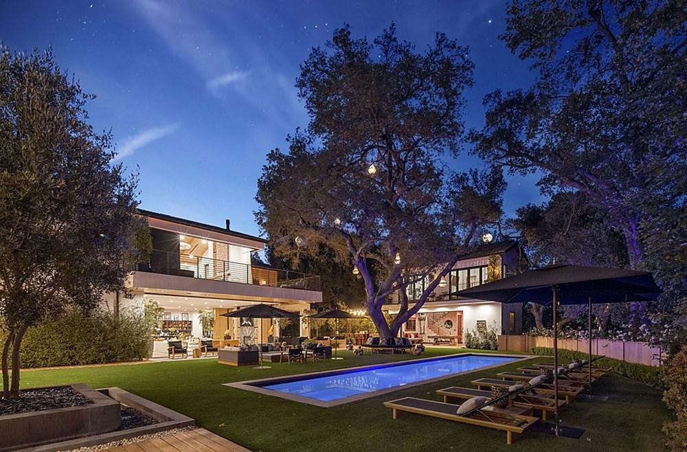 Sophie Turner ve Joe Jonas evlerini 15,2 milyon dolara sattı - 8