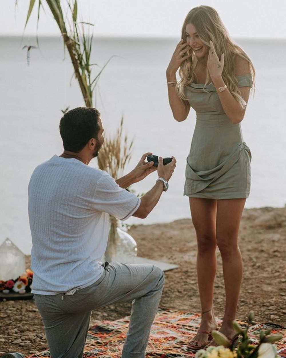 Evlilik teklifi alan Şeyma Subaşı: Duygularımı anlatacak kelime yok - 1