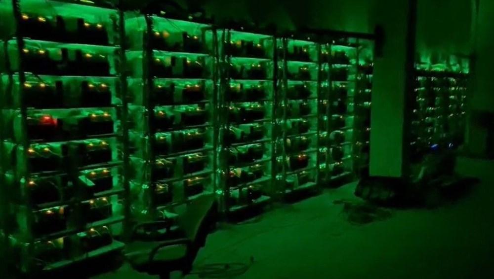 Kaçak elektrikle 10 milyonluk Bitcoin tesisi - 2