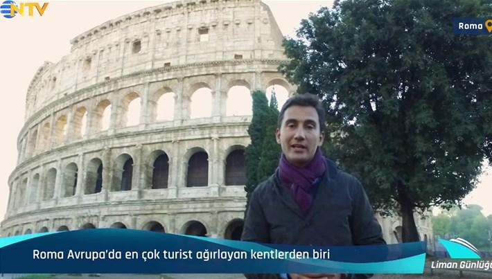 Liman Günlüğü'nün rotası Akdeniz kıyıları (8 Aralık 2019)