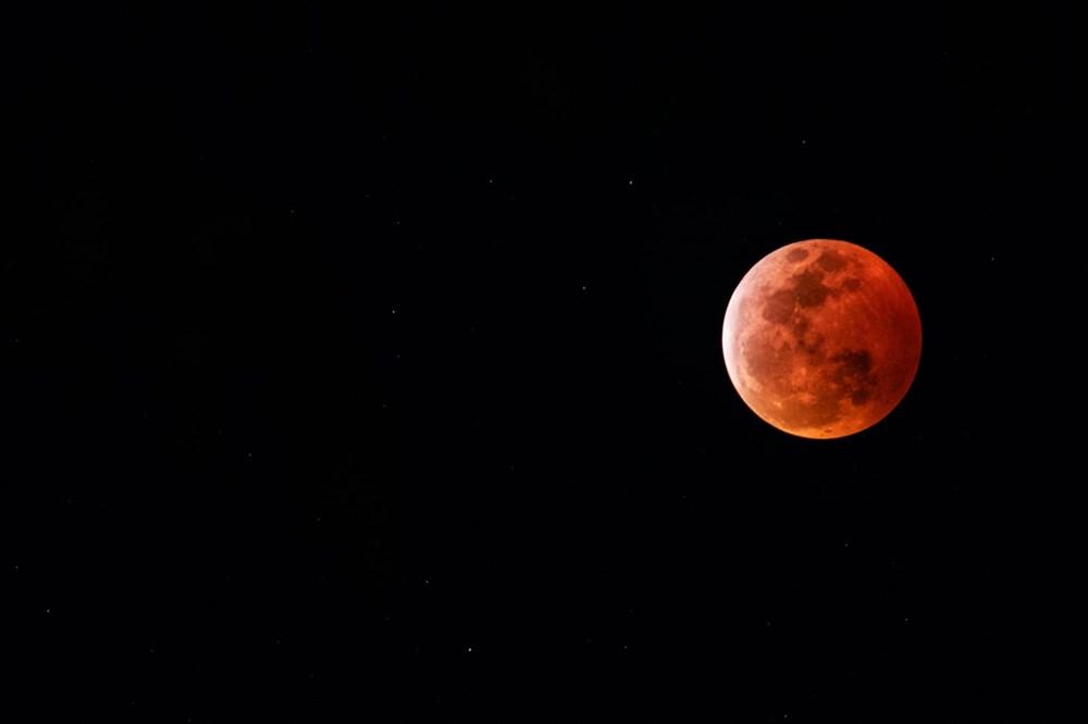 İki olay bir anda yaşanacak: Süper Çiçek Kanlı Ay ne zaman? - 8