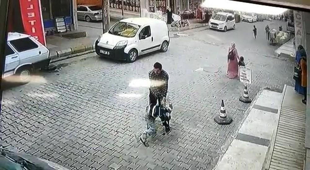 Şanlıurfa'da işyerinden su içen çocuğa sinirlenip yere çarptı - 7