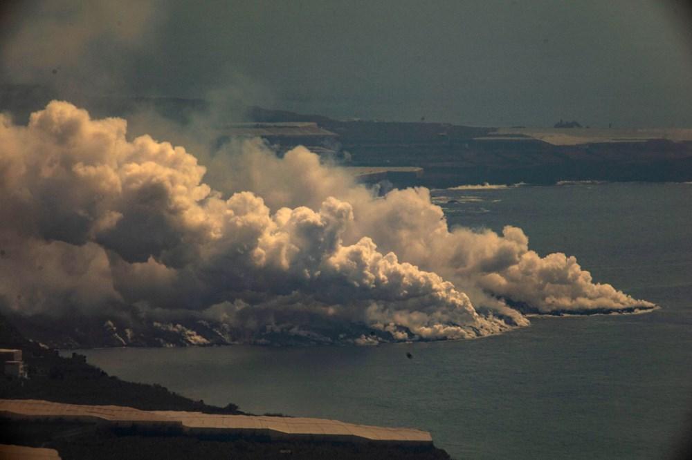 La Palma'da yanardağ nedeniyle evlerini kaybeden halk psikolojik yıkım yaşıyor - 2