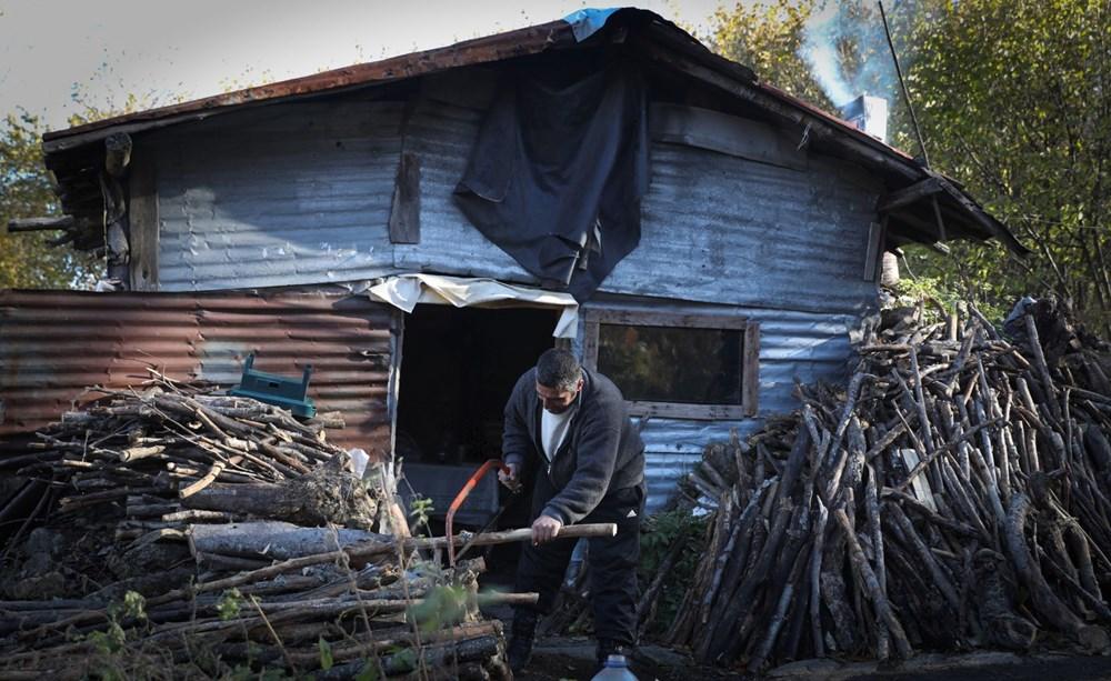Uludağ'ın 'Robinson Crusoe'su 7 yıldır ormanda yaşıyor! Salgını böyle öğrenmiş - 10