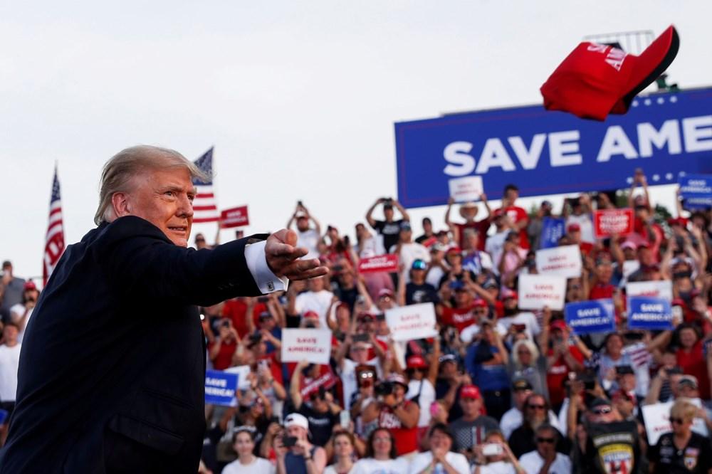 Trump'ın finansal varlıkları ve siyasete geri dönüşü tehlikede: Aile şirketi, vergi kaçırdığı iddiasıyla iflas edebilir - 9