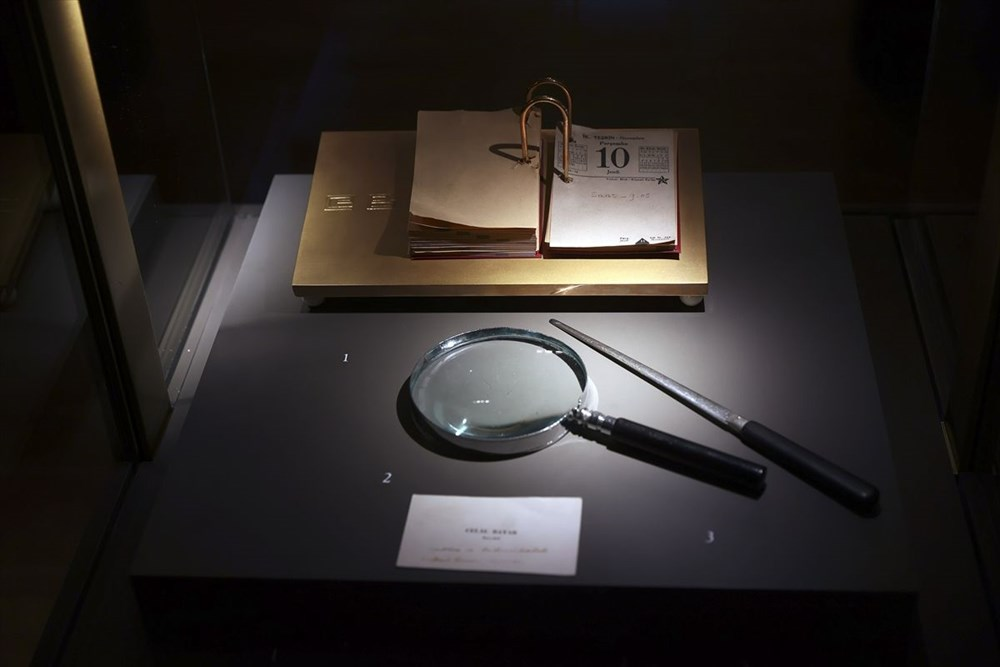 Yakın tarihin tanığı Cumhuriyet Müzesi 40 yıldır tarihseverleri ağırlıyor - 27