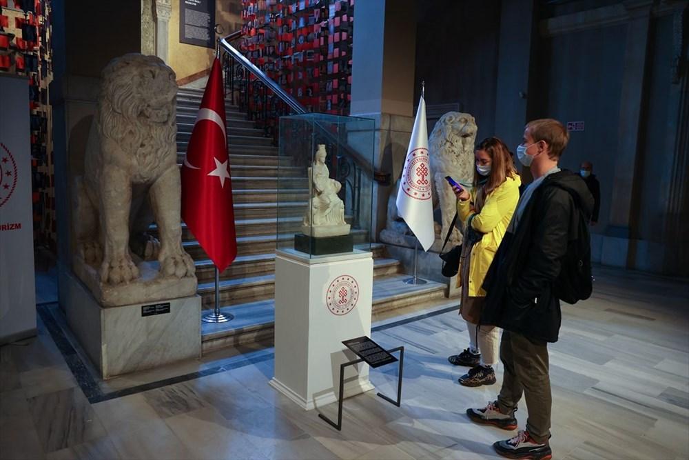 Afyonkarahisar'da, Kybele heykeli bekleniyor - 9