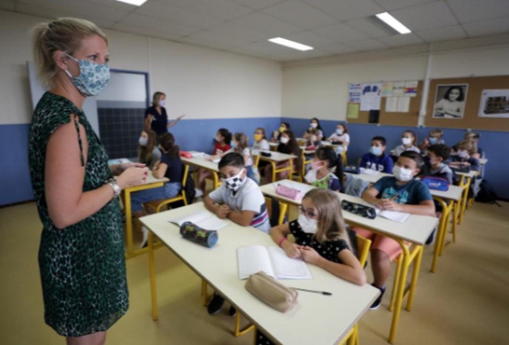 Avrupa'daki okullar corona virüs ile nasıl başa çıkıyor? - 2