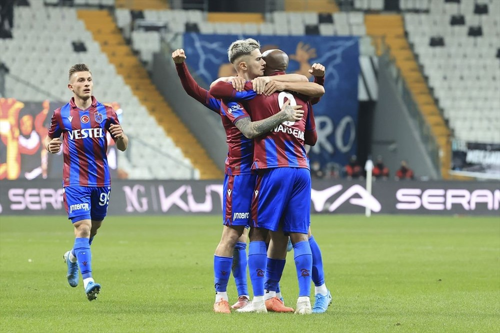 Kritik maçta kazanan Trabzonspor - 34