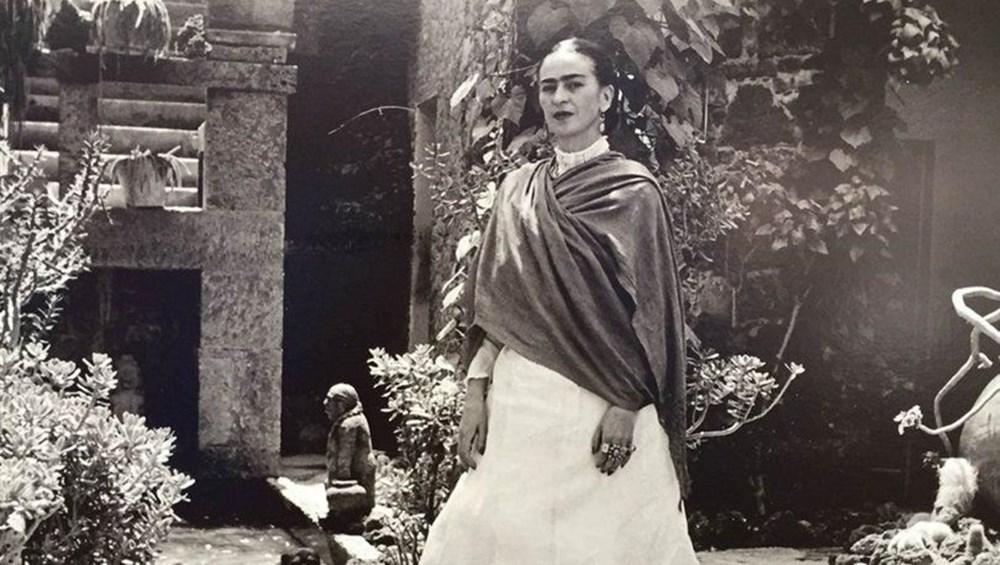 Ressam Frida Kahlo kimdir? (Tahta Bacak Frida Kahlo'nun hayatı) - 18