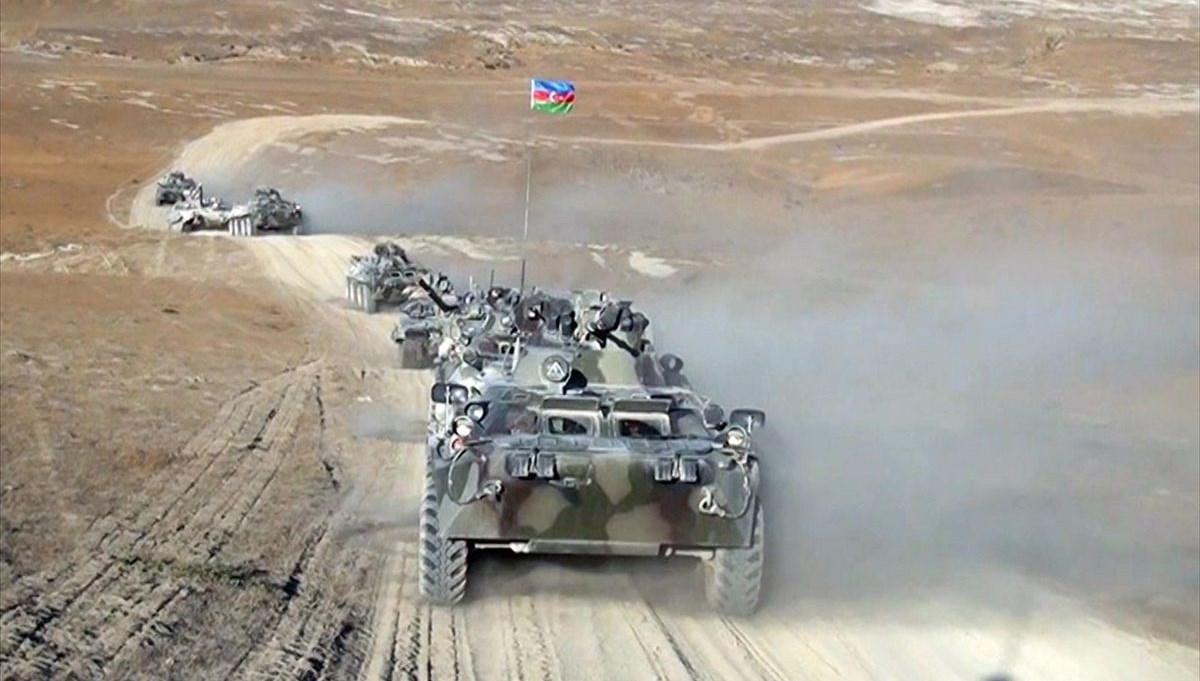 Ermenistan ordusunun keşif timi komutanı esir alındı