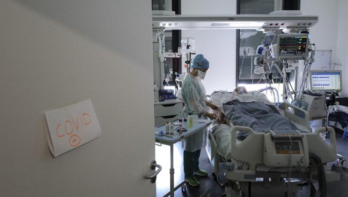 Ankara Şehir Hastanesi'nde Covid-19 hasta sayısı yüzde 40 düştü