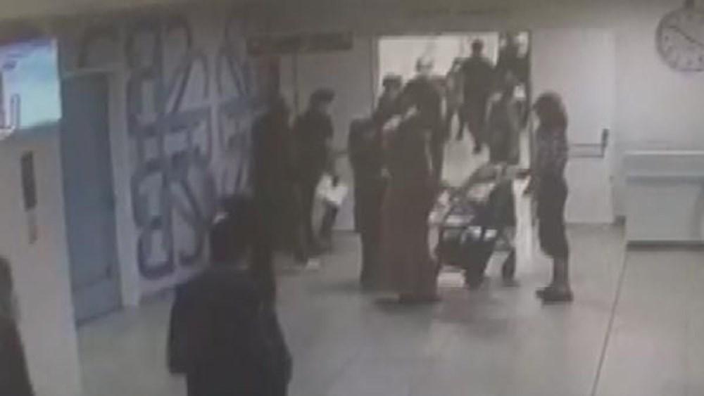 Şişli'de hastaneden bebek kaçırmaya çalıştı: Kendi bebeğime benzettim - 5