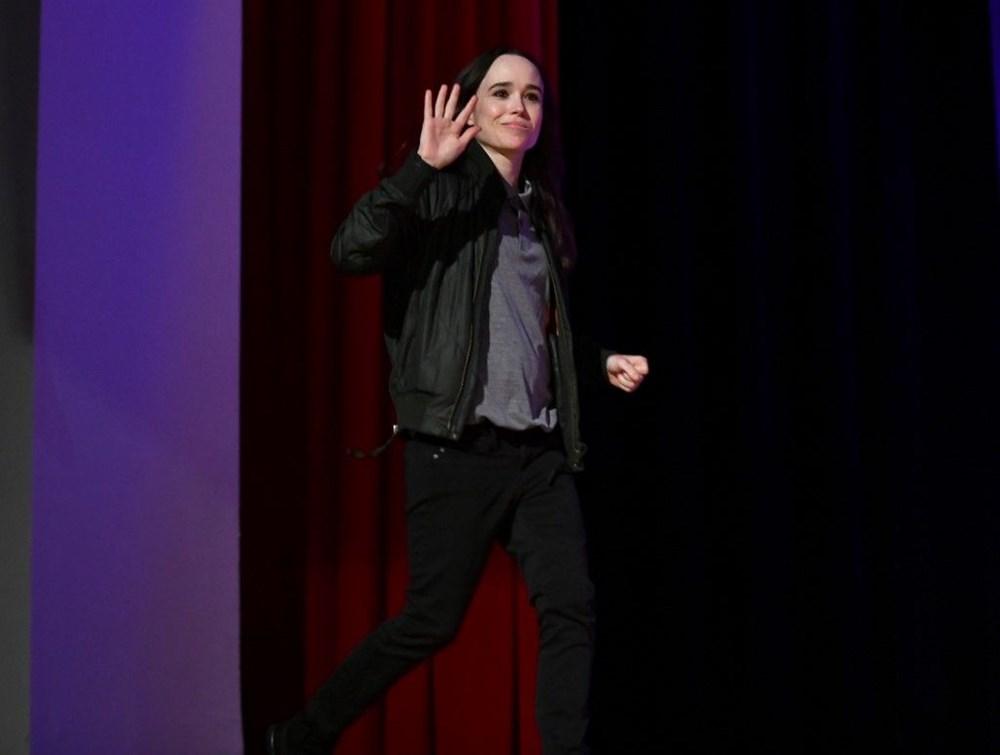 Ellen Page trans olduğunu açıkladı (Adı Elliot oldu) - 3