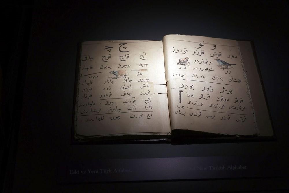 Yakın tarihin tanığı Cumhuriyet Müzesi 40 yıldır tarihseverleri ağırlıyor - 25