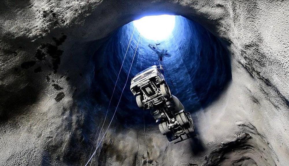 Yusufeli'nin yeni yerleşim yerine 40 tünelle ulaşılacak - 5