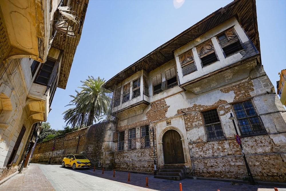 Antalya'nın geçmişe açılan kapısı 'Kaleiçi' - 20