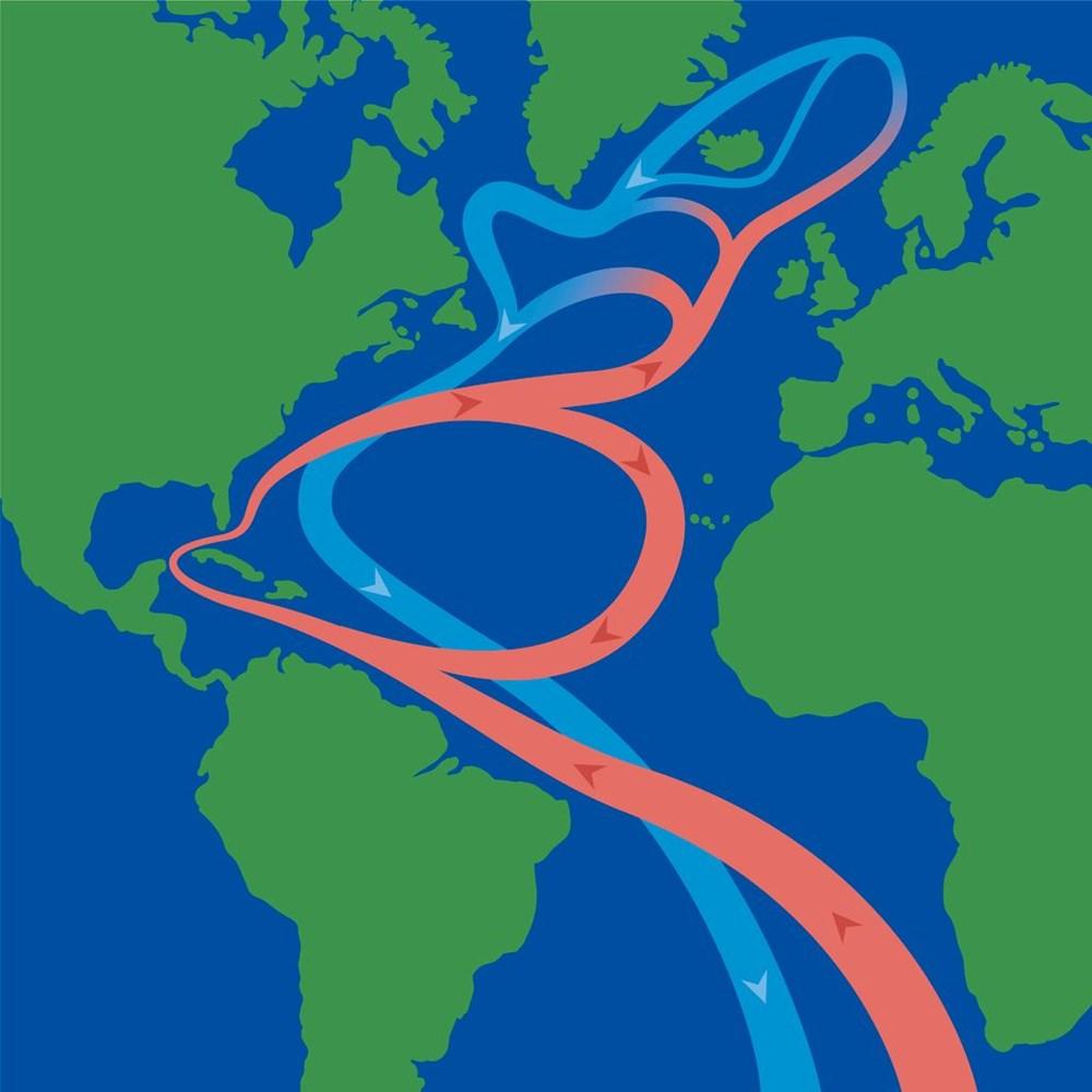 İklim krizi: Bilim insanları, Körfez Akıntısı'nın çöküşüne dair işaretler tespit etti - 2