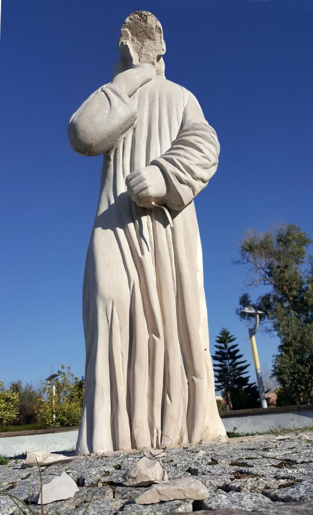 Antalya'da heykel saldırıları devam ediyor - 5