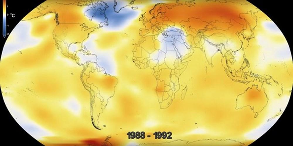 Dünya 'ölümcül' zirveye yaklaşıyor (Bilim insanları tarih verdi) - 118