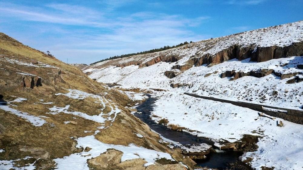 Bitlis'te binlerce yıllık 400 mağara evin bulunduğu 'Madavans Vadisi' turizme kazandırılıyor - 2