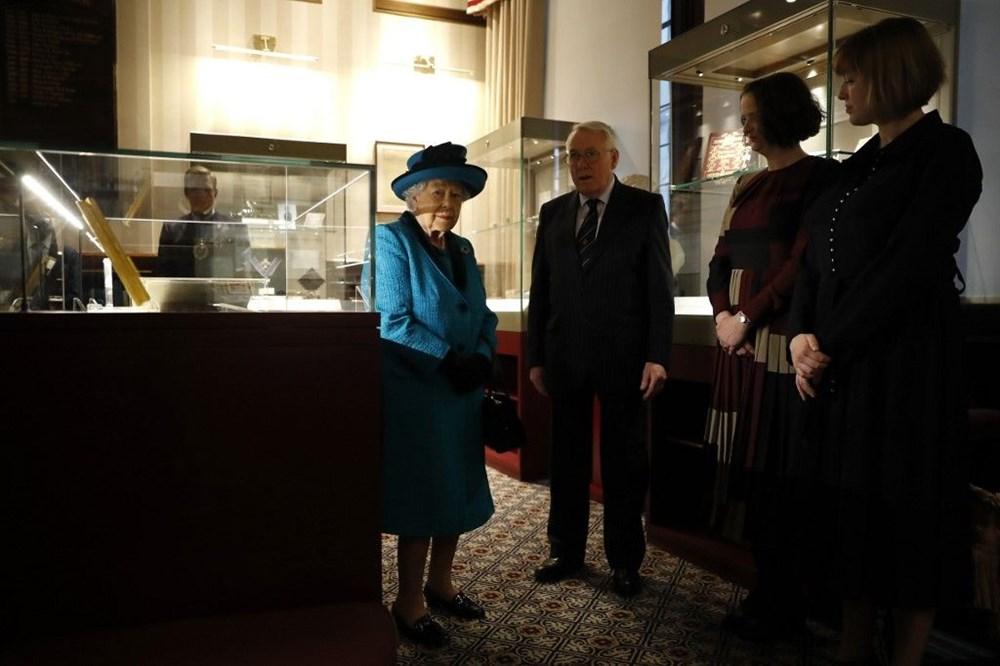 Buckingham eserleri halkla buluşuyor - 1