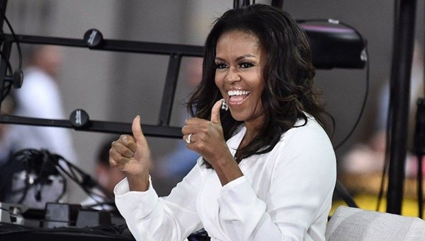 Michelle Obama da Grammy'e aday