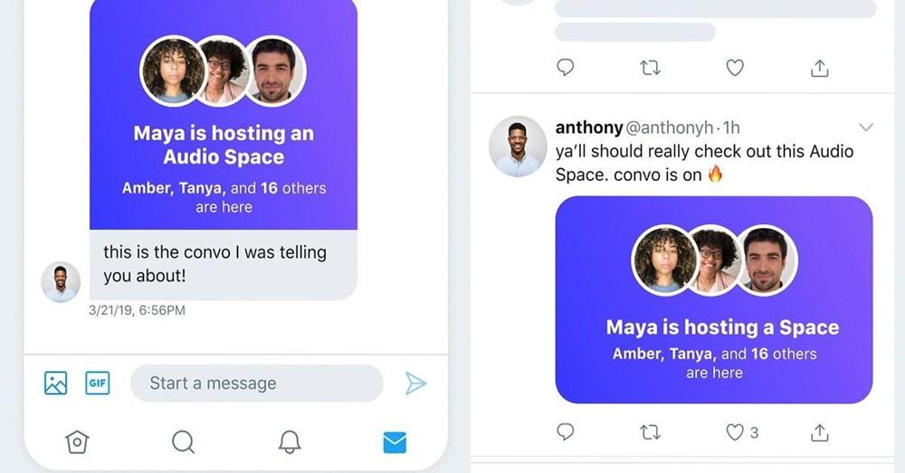 Twitter, Clubhouse benzeri özelliği Spaces için tarih verdi - 2