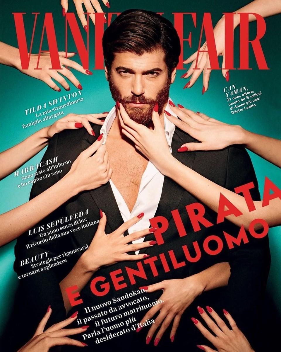 31 yaşındaki oyuncu şu sıralar İtalya'da yayınlanacak olan Sandokan dizisi çekimlerine hazırlanıyor.