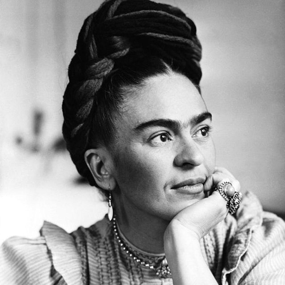 Ressam Frida Kahlo kimdir? (Tahta Bacak Frida Kahlo'nun hayatı) - 15