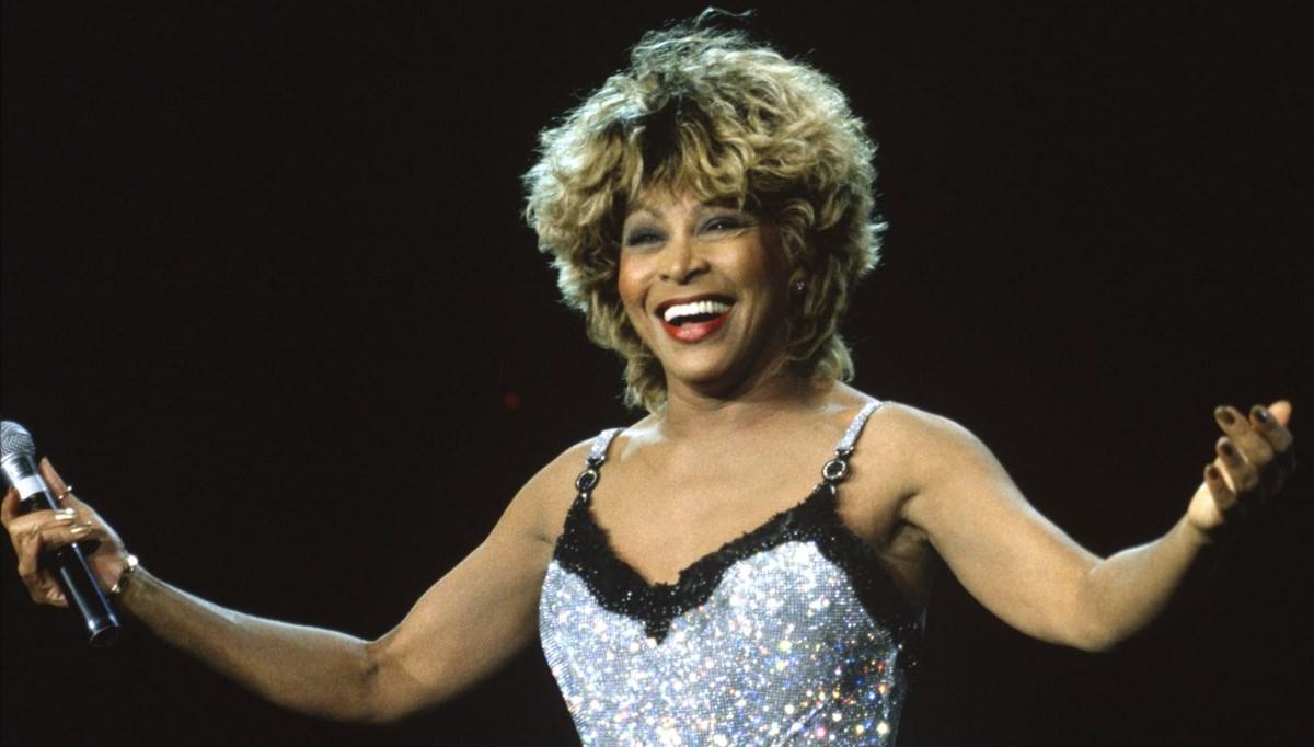 Tina Turner'ın hayatını anlatan Tina belgeselinden ilk fragman