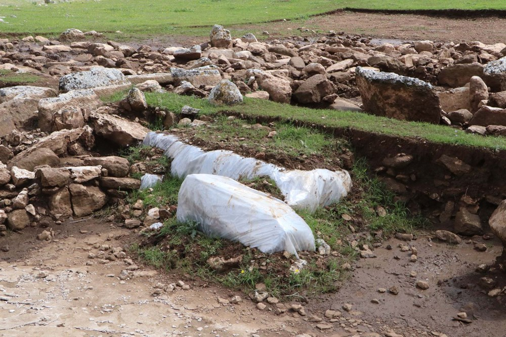 Şanlıurfa'da Göbeklitepe'den sonra Karahantepe heyecanı - 11